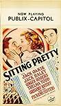 Sitting Pretty (1933) Poster