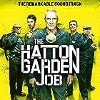 David Calder, Phil Daniels, Matthew Goode, Larry Lamb, and Clive Russell in The Hatton Garden Job (2017)