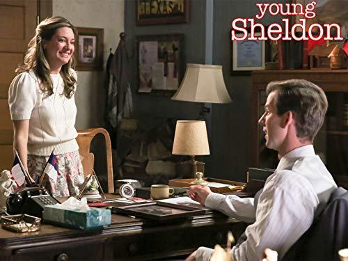 Joven Sheldon 2×21 – Un corazón roto y un monstruo de barro