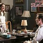 Zoe Perry and Matt Hobby in Young Sheldon (2017)