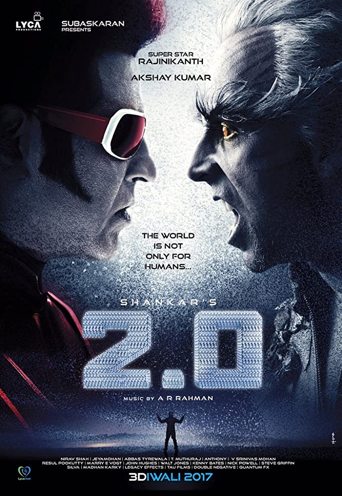 Robot 2.0 2018 Exclusive Making Video Leaked BBC HDRip 30MB Download
