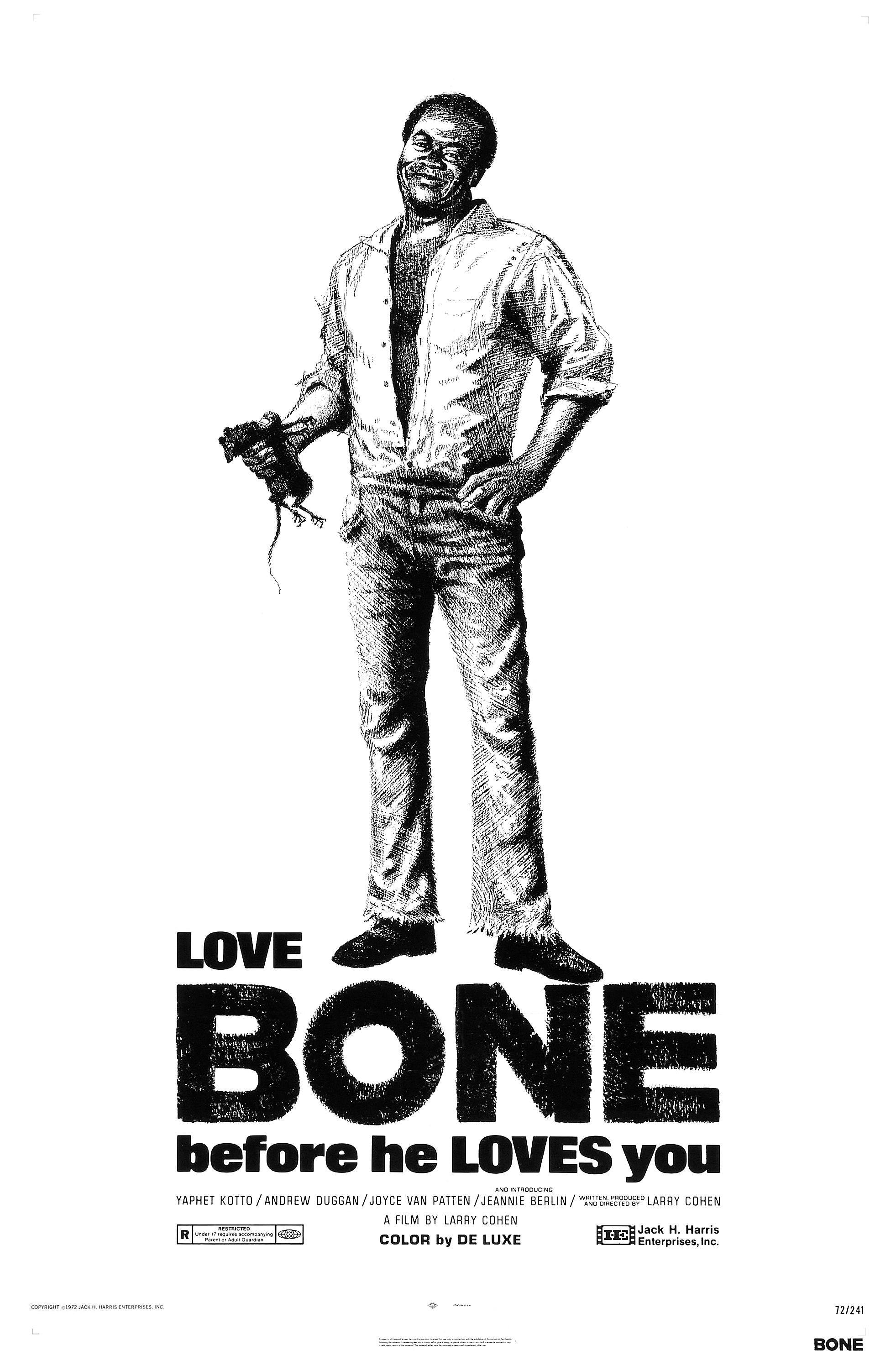 Watch bone 1972 online dating