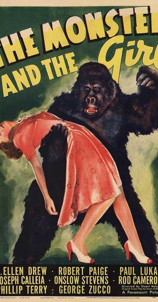 The Monster and the Girl (1941) - The Monster and the Girl (1941