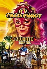 Mega Mindy en het zwarte kristal Poster