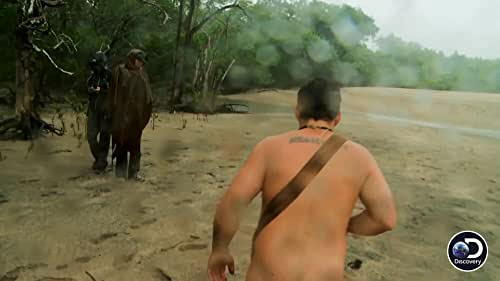NAKED AND AFRAID: No Safety in Numbers