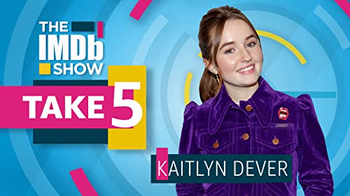 The Movie 'Booksmart' Star Kaitlyn Dever Can't Stop Watching