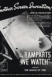 The Ramparts We Watch Poster
