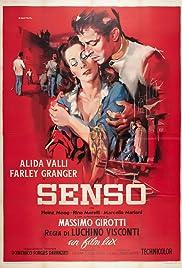 Senso(1954) Poster - Movie Forum, Cast, Reviews