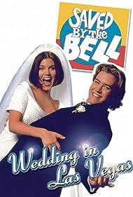 Mark-Paul Gosselaar and Tiffani Thiessen in Saved by the Bell: Wedding in Las Vegas (1994)