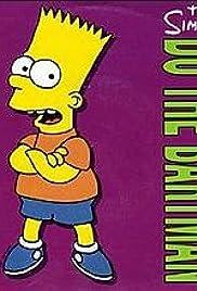 Bart Simpson: Do the Bartman Poster