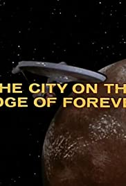 The City on the Edge of Forever Poster