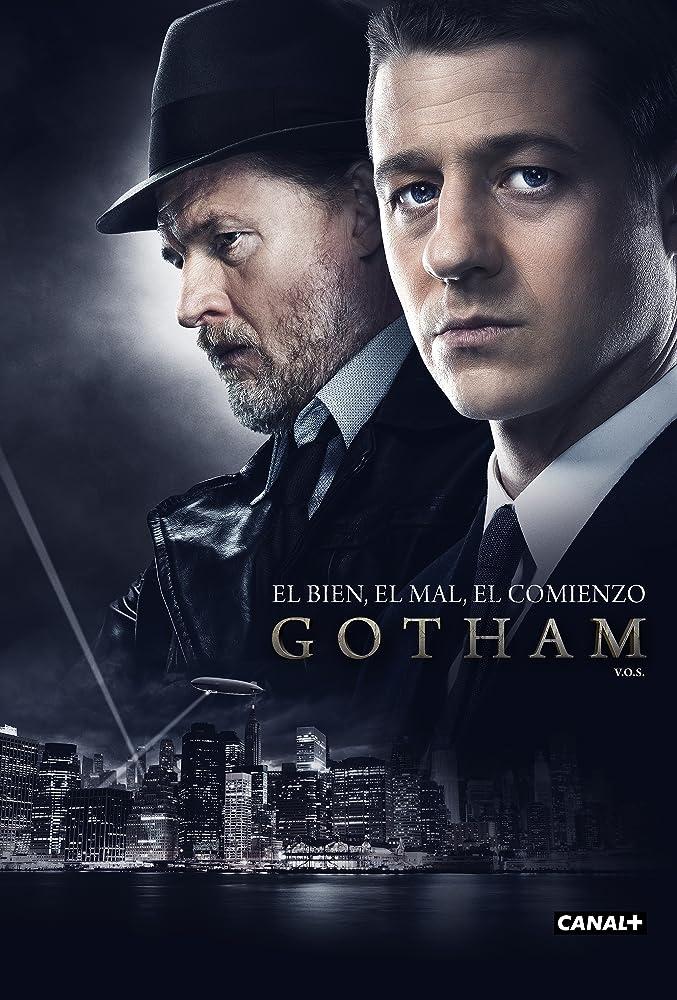 Gotham S1 (2014)  Subtitle Indonesia