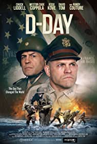David Tom, Martin Kove, Chuck Liddell, Randy Couture, Weston Cage Coppola, and Jesse Kove in D-Day (2019)
