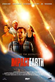 Tom Berenger, Bernard Curry, Brooke Langton, and Caitlin Carver in Impact Earth (2015)