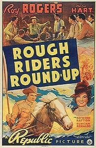 Mejores sitios web de descargas de películas gratis Rough Riders' Round-up [4K] [480x854] [mp4], Joseph Kane (1939)