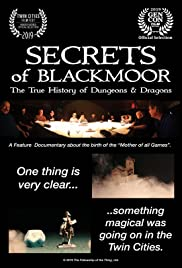 Secrets of Blackmoor: The True History of Dungeons & Dragons Poster