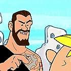 The Flintstones & WWE: Stone Age Smackdown (2015)