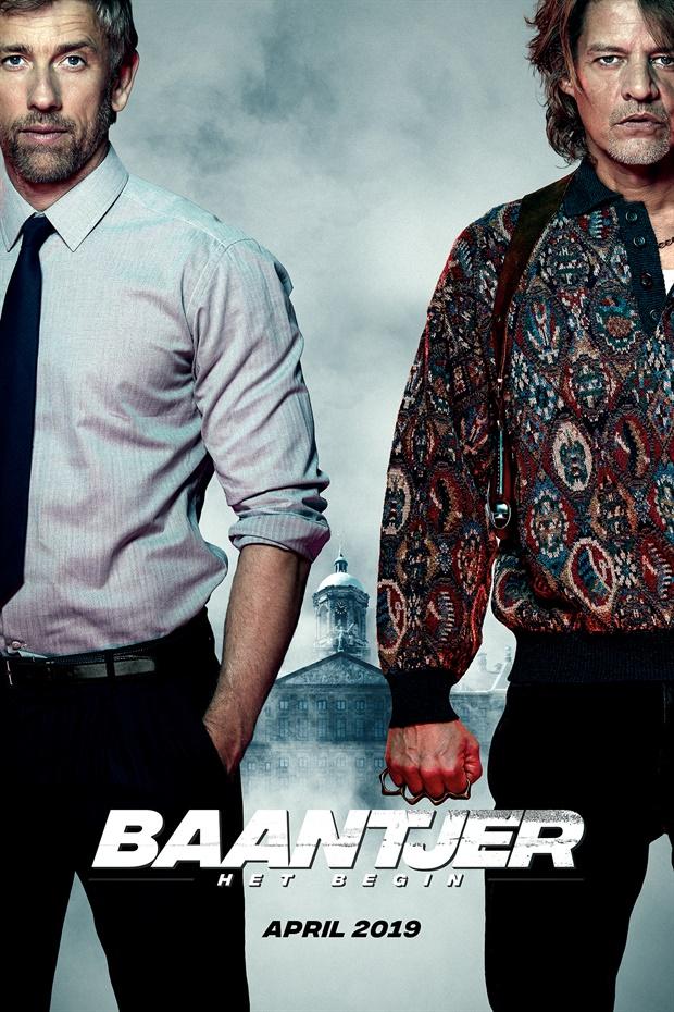 Baantjer het Begin (2019) Dual Audio 720p WebRip [Hindi + Dutch] Full Movie