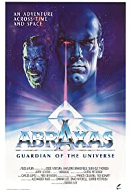 Jesse Ventura and Sven-Ole Thorsen in Abraxas: Guardian of the Universe (1990)