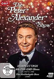Die Peter Alexander Show Poster