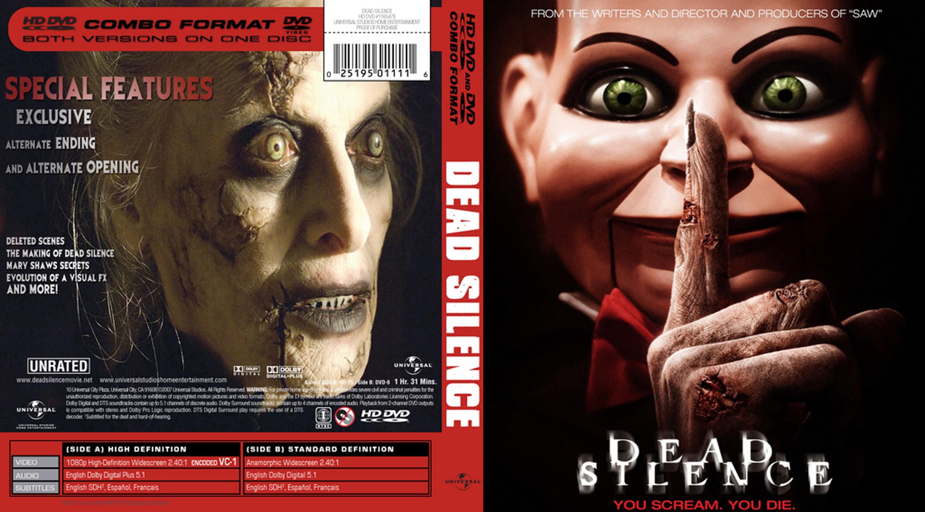 dead silent movie