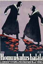 Homunculus (1916) film en francais gratuit