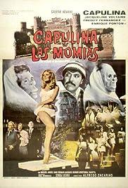 Capulina vs. The Mummies (The Terror of Guanajuato) Poster