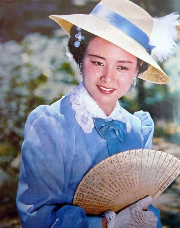 Yu Zhang in Zhi yin (1981)