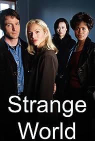 Kristin Lehman, Tim Guinee, Sandra Quarterman, and Vivian Wu in Strange World (1999)