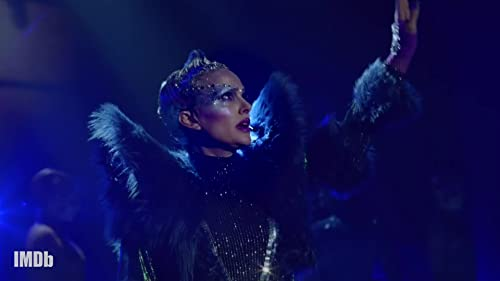 How Natalie Portman Created 'Vox Lux' Chemistry