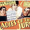Roscoe Ates, Ken Murray, and Edna May Oliver in Ladies of the Jury (1932)