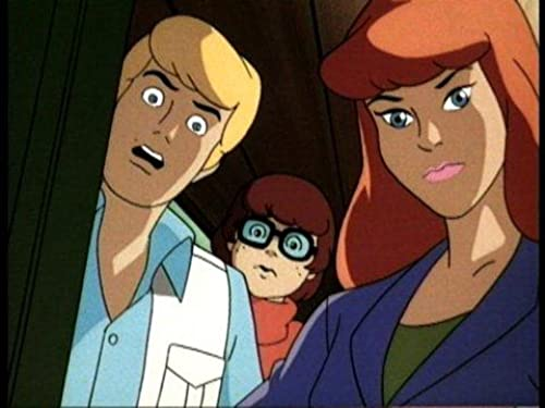 Scooby Doo and the Witch's Ghost