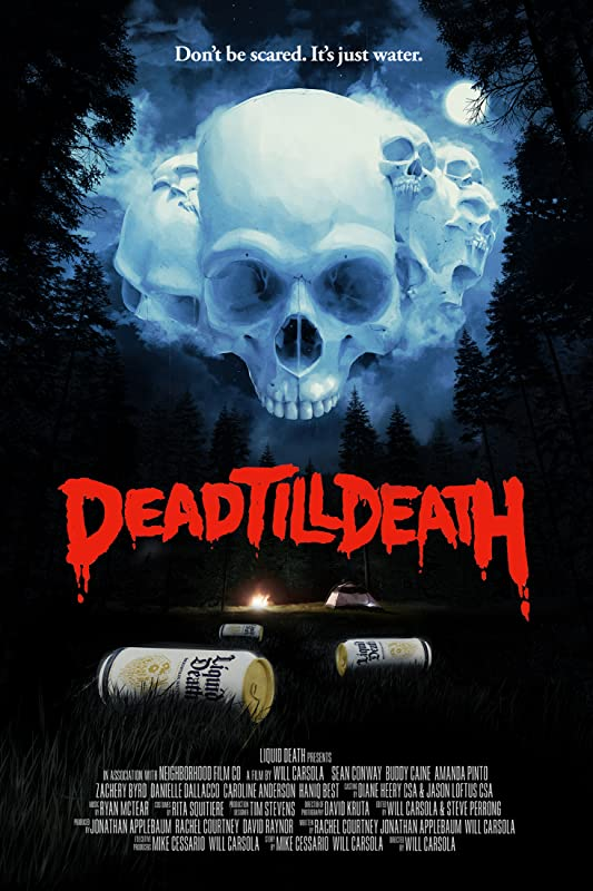 Мертв до самой смерти / Dead Till Death / 2021