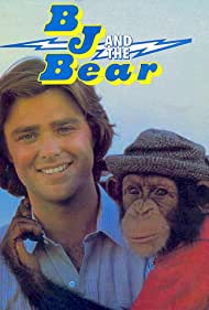 Greg Evigan in B.J. and the Bear (1978)
