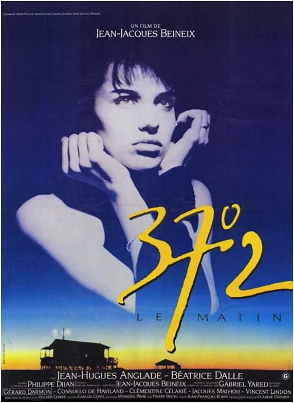 Béatrice Dalle in 37°2 le matin (1986)