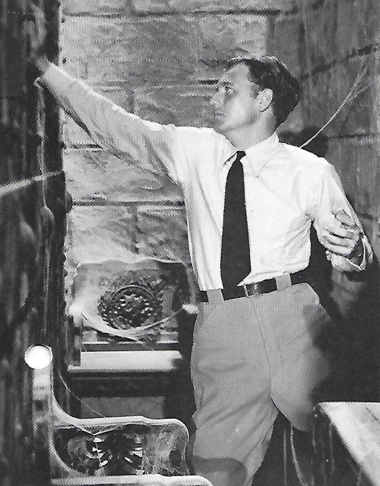 John 'Dusty' King in Ace Drummond (1936)