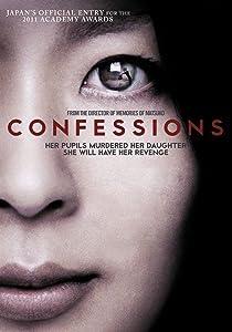Deve guardare i film dell'elenco Confessions by Tetsuya Nakashima  [mpeg] [DVDRip] (2010)