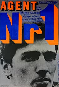 Zbigniew Kuzminski and Karol Strasburger in Agent nr 1 (1972)