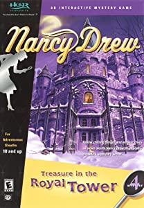 New movies downloads free Nancy Drew: Treasure in the Royal Tower by Max Holechek [UHD]