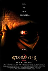 Primary photo for Wishmaster 2: Evil Never Dies