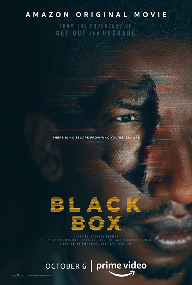 Black Box 2020 English Amazon Prime 720p HDRip 800MB With Subtitle