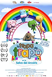 La Tropa de Trapo en la selva del arcoiris Poster