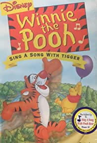 Primary photo for Sing a Song with Tigger
