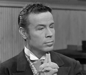 Charles Maxwell in Lawman (1958)