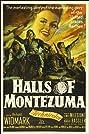 Halls of Montezuma (1951) Poster