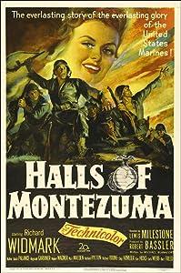 Watch free movie subtitles Halls of Montezuma [480p]