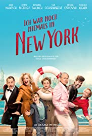 I've Never Been to New York Poster