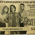 Harry Anderson, DeLane Matthews, Shadoe Stevens, and Meshach Taylor in Dave's World (1993)