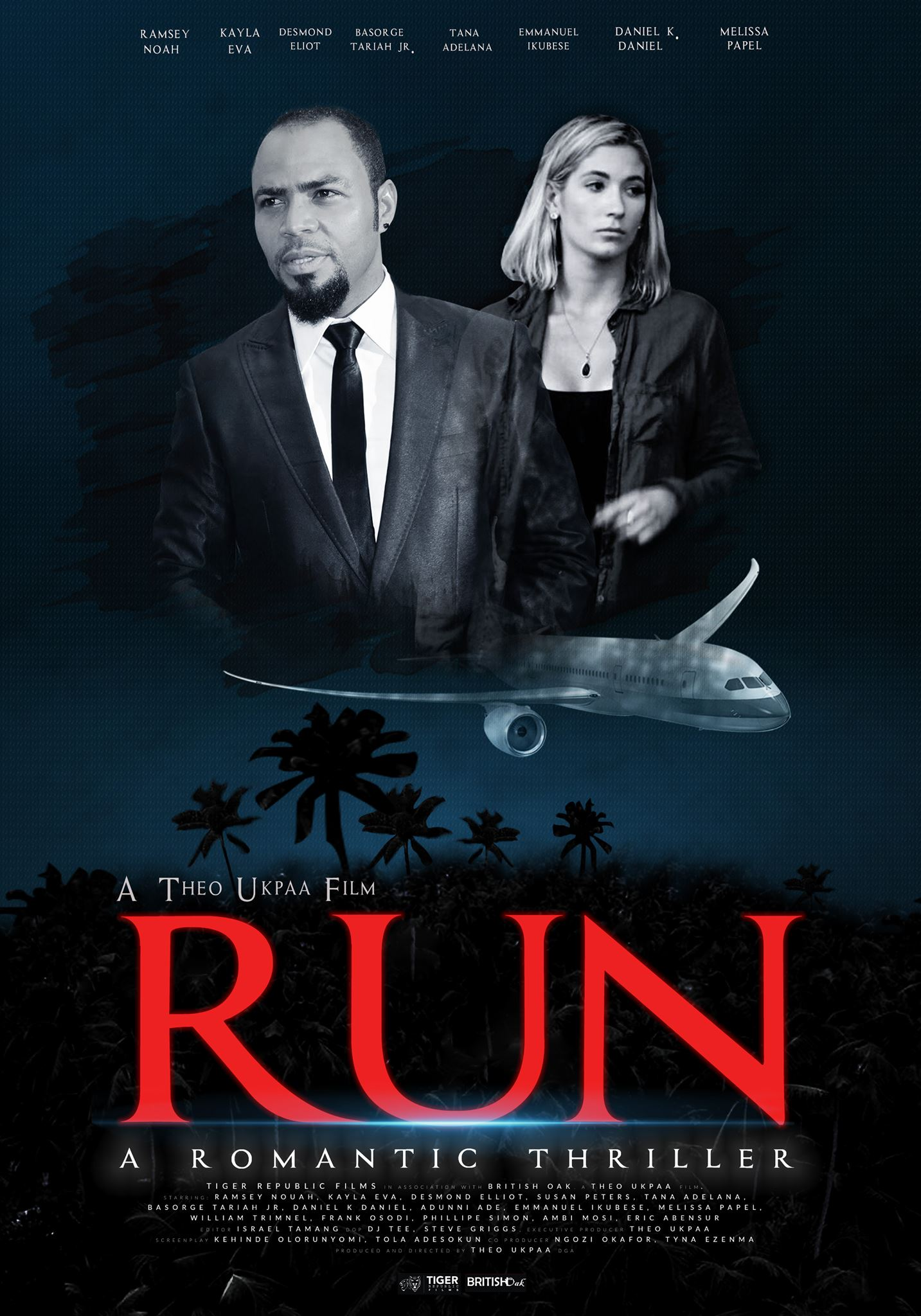 Image result for run movie 2017