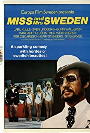 Miss and Mrs Sweden Poster